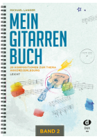 Mein Gitarrenbuch Band 2