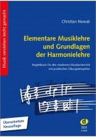 Elementare Musiklehre und Grundlagen der Harmonielehre