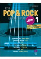Best of Pop & Rock for Acoustic Guitar light 1