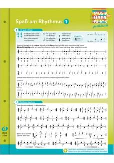 "Spaß am Rhythmus 1 ""Musik im Überblick"""