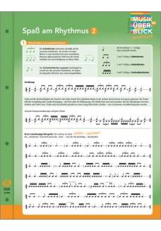 "Spaß am Rhythmus 2 ""Musik im Überblick"""