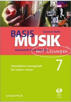 Basis Musik 7 - Arbeitsheft digital