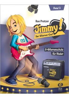 Jimmy! Der Gitarren-Chef Band 2