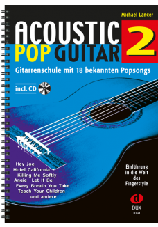 Acoustic Pop Guitar Band 2